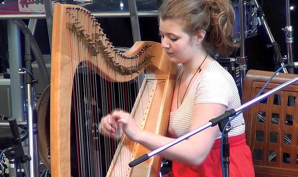 2010 awardee Emily Hoile.